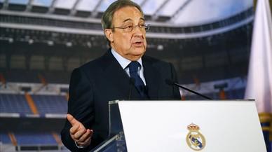 El TAS redueix la sanció al Madrid i el club blanc podrà fitxar a l'estiu