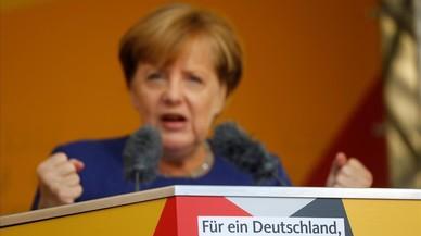Angela Merkel, la invencible