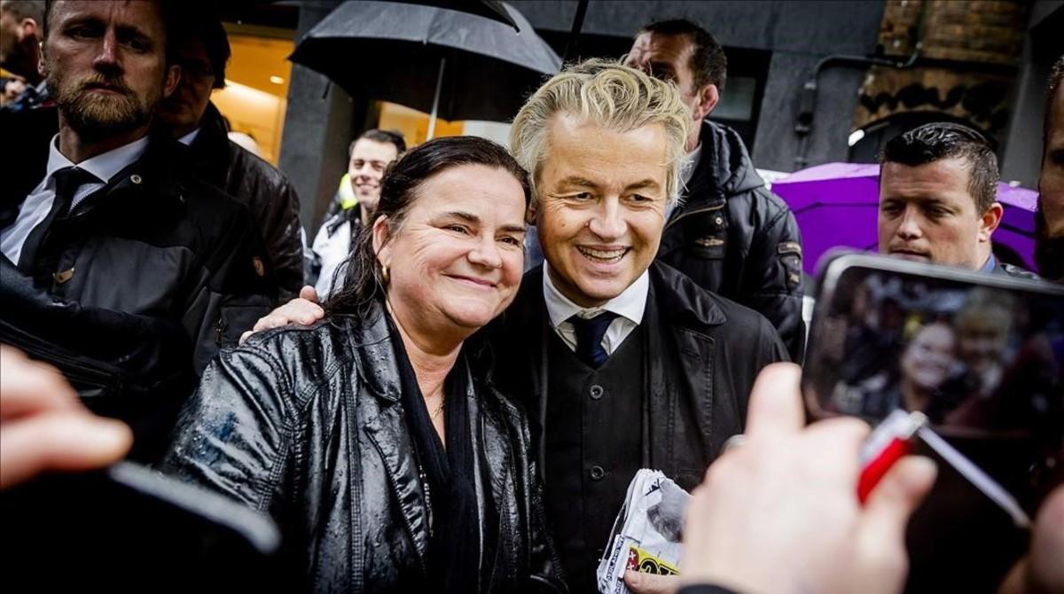 Holanda es queda sense discurs