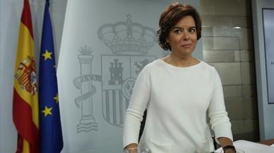 """El Govern insta Puigdemont a contestar amb un """"sí o amb un no"""""""