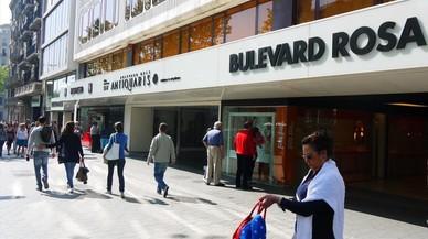 El Bulevard Rosa tancarà el 2018