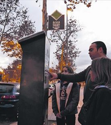 Bcn regala el rea verde en un gesto asumible en plena for Oficina area verda barcelona