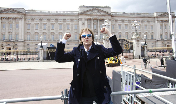 Paul McCartney cumple setenta a�os