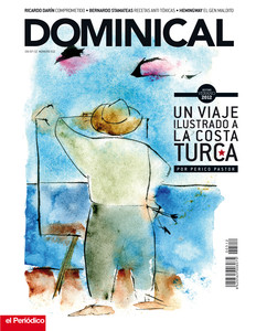 La portada de 'Dominical'.