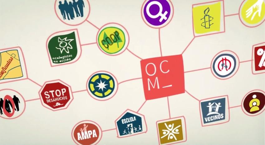 Explicación del funcionamiento de los Observatorios Ciudadanos Municipales, que permiten la auditoría ciudadana.