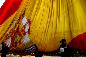 RTVE envia als seus treballadors una convocatòria per jurar la bandera espanyola