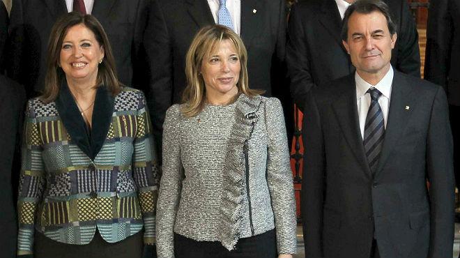 El TSJ de Cataluña cita a Artur Mas el 15 de octubre