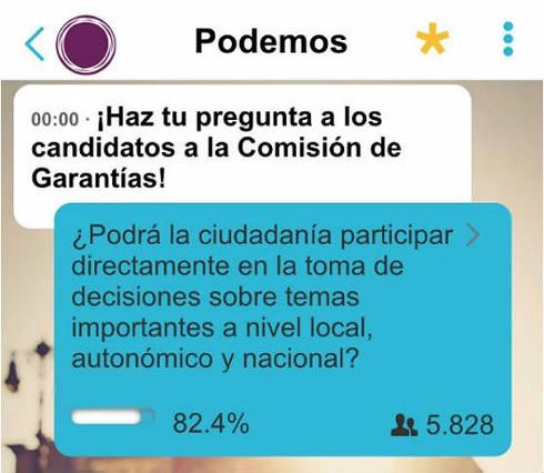 Aplicaciones para ciudadanos