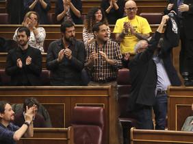 EL CONGRESO DEROGA EL DECRETO DE LA ESTIBA CON LA MAYORÍA DE LA OPOSICIÓN