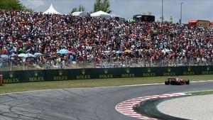 Trece días de F1 en el Circuit en 2018