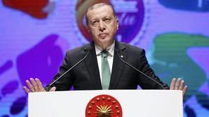El presidente turco, Recep Tayyip Erdogan, el pasado 5 de agosto.