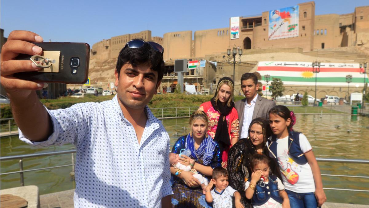 El Kurdistán vuelve a la tranquilidad tras el referéndum