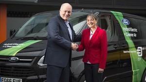 Oficina de Ford Smart Mobility en Londres