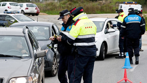 Control de alcohol y drogas en Girona