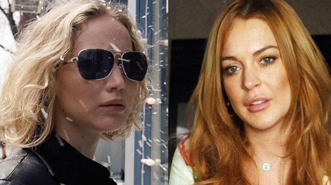 Jennifer Lawrence se'n riu dels problemes de drogoaddicció de Lindsay Lohan