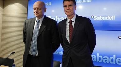 Banc Sabadell va reduir els seus beneficis el 14,3% fins al març per costos del britànic TSB