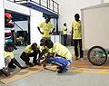 Abre la cooperativa chatarrera de subsaharianos de Sant Mart�