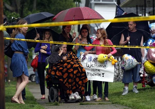Michelle Knight necesitará una reconstrucción facial por las palizas del secuestrador de Cleveland