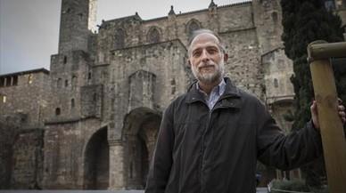 «Así es la ruta, por la historia familiar y la historia de Barcelona»