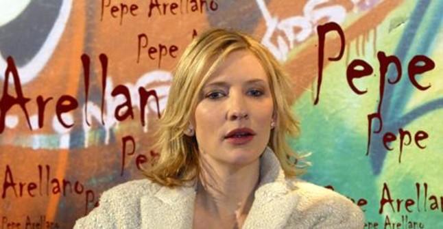 Cate Blanchett se convertirá en la madrastra de 'Cenicienta'