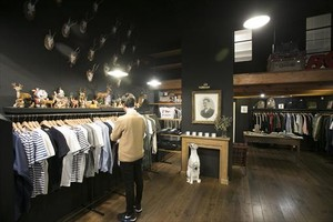 La tienda independiente Boo ofrece prendas que puedan durar 10 o 20 años en un armario.