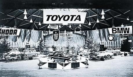 75 a�os de Toyota : En todo lo alto