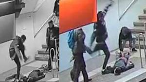 Els Mossos d'Esquadra detenen un noi per una agressió al metro de Barcelona