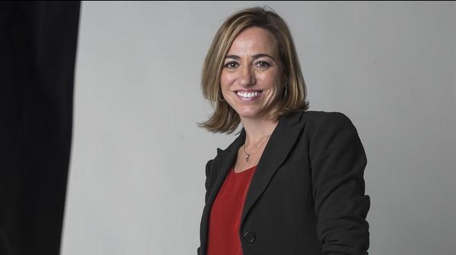 La exministra socialista Carme Chacón, fallecida el pasado 9 de abril.