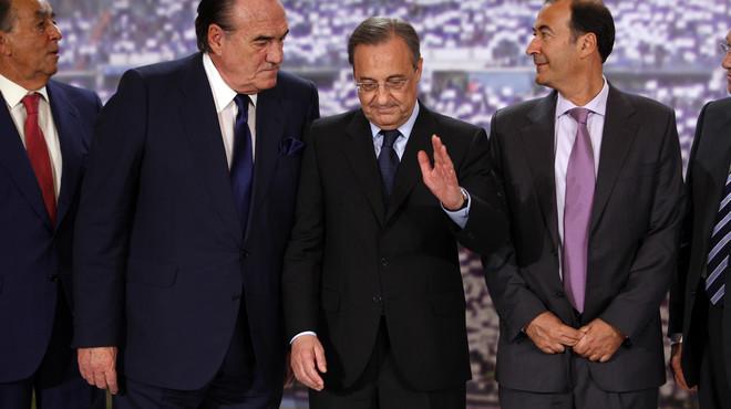 El vicepresident primer del Madrid va gestionar empreses a Panamà amb diners a Suïssa