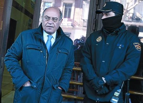 La jueza declara a Díaz Ferrán culpable de la quiebra de Marsans