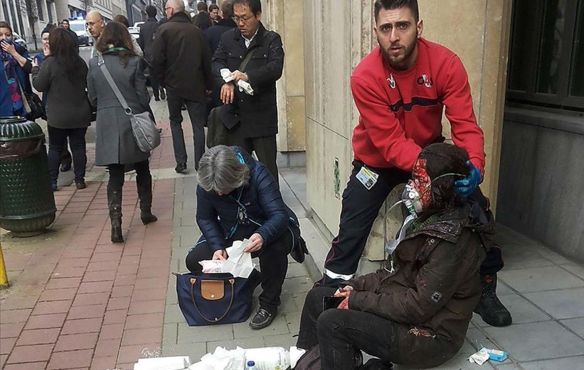 Miles de musulmanes condenan en las redes los atentados de Bruselas
