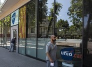Imagen de la sede de Unió en Barcelona.