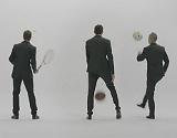 Ricky Rubio, Andr�s Iniesta y David Ferrer son unos h�roes, pero todos sabemos qu� s�lo hay un Bond, el agente 007.