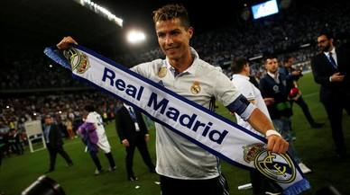 """Cristiano Ronaldo esclata després de guanyar la Lliga amb el Reial Madrid: """"Parlen de mi com si fos un delinqüent"""""""