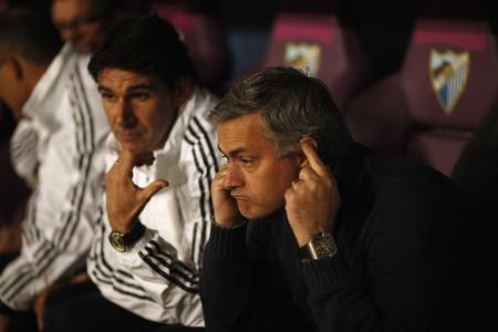 La noche que Mourinho jugó con el patrimonio del Madrid