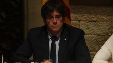 """Puigdemont considera """"miserable"""" mezclar el independentismo con los atentados"""