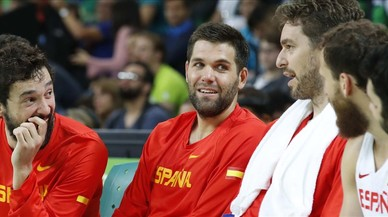Espanya - Estats Units de bàsquet, en directe