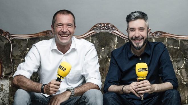 Manu Carreño substituirà De la Morena a 'El larguero'