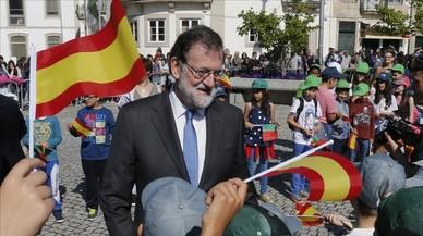 El paseíllo de Rajoy