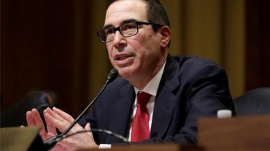 El Senat dels EUA confirma Steve Mnuchin com a nou secretari del Tresor