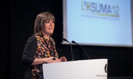 Núria Marin quiere convertir L'Hospitalet en motor económico de Catalunya