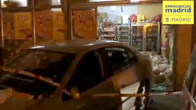 La Policia deté dues persones després de l'atropellament mortal d'un nen a Madrid