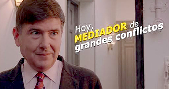 Manuel Pimentel, estrella convidada en un anunci d'Ikea