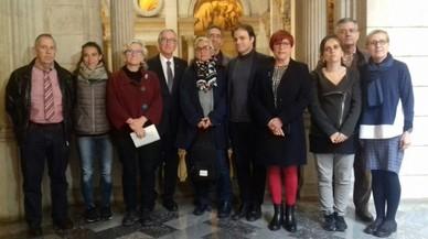 Barcelona se compromete con la defensa del derecho a una muerte digna