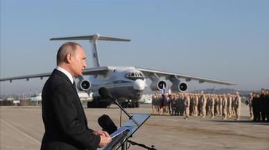 Rusia regresa con fuerza al Mediterráneo