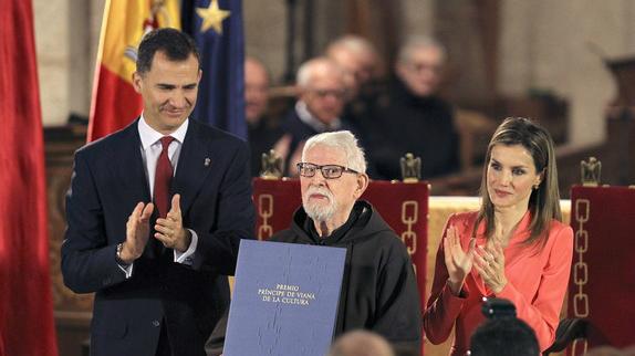 """El Príncep treballarà per una Espanya """"unida i diversa"""""""