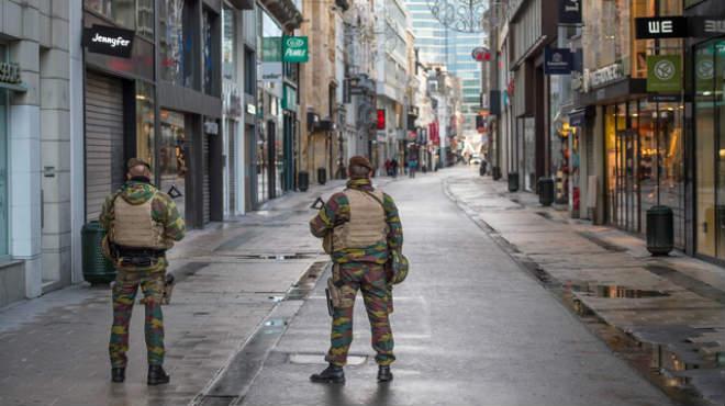 Brussel·les comença la setmana paralitzada