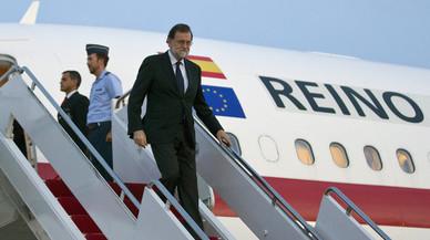 Rajoy cancel·la el seu viatge a Tallinn pel referèndum català de l'1-O