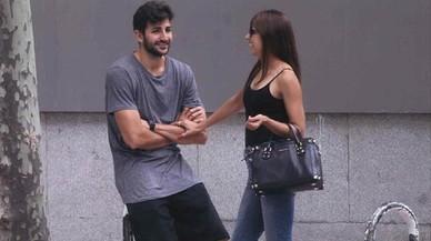 Ricky Rubio y Mariam Hern�ndez, nueva pareja del verano.