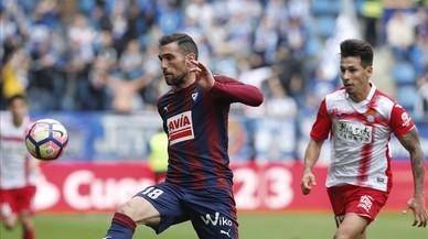 Un Espanyol espès s'emporta un punt d'Eibar